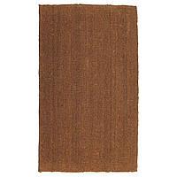 IKEA TRAMPA (200.521.87) Придверный коврик, натуральный, 60x90 см