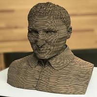 Скульптурний 3D пазл Григорій Сковорода