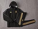 """Спортивный костюм  """"Реал Мадрид """",19-20 (ветровка + штаны), фото 3"""