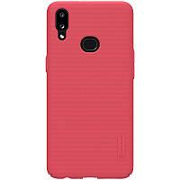 Чехол Nillkin Matte для Samsung Galaxy A10s (Красный) 771372