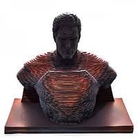 Скульптурний 3D пазл DaisySign S-MEN