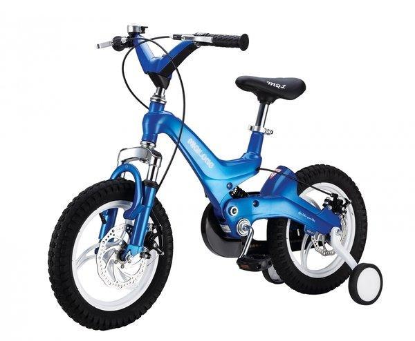 Детский велосипед Miqilong JZB MQL-JZB16-Blue
