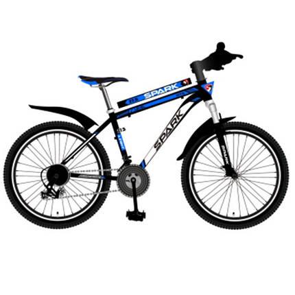 Велосипед SPARK LEVEL LD27.5-19-21-007, фото 2