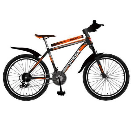 Велосипед SPARK SHARP TD27.5-17-18-006, фото 2