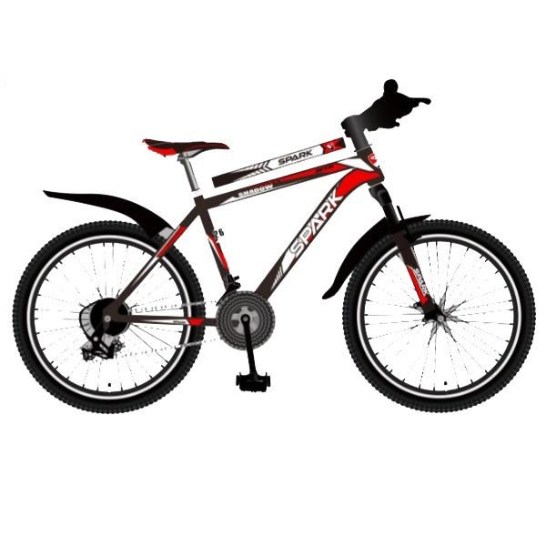 Велосипед SPARK SHADOW TDK26-18-18-003