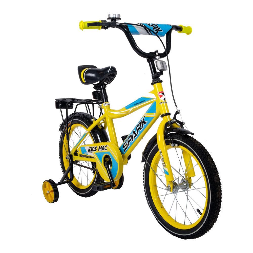 Велосипед SPARK KIDS MAC сталь TV1601-001