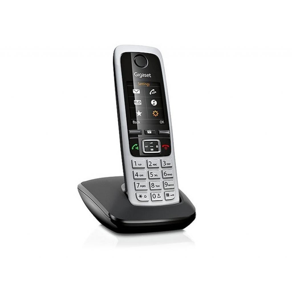 Телефон DECT Gigaset C430 Black (S30852H2502S301)