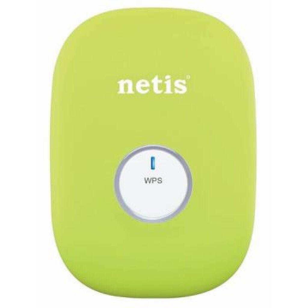 Ретранслятор Netis E1+ Green