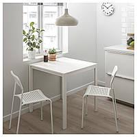 IKEA ADDE Стул, белый (102.191.78)