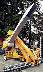 Зернометатель ЗМ-90У с поворотом триммера 270