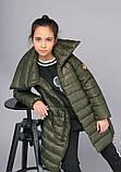 Пальто для девочки тм Моне (еврозима) 128, фото 2