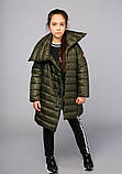 Пальто для девочки тм Моне (еврозима) 128, фото 3