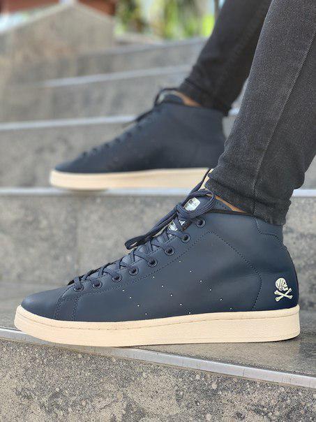 Зимние мужские кроссовки Adidаs, два цвета