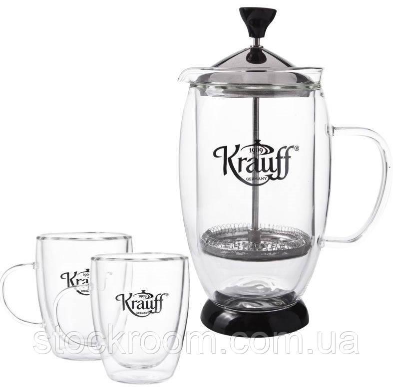 Набор чайный Krauff 26-177-025 на две персоны