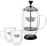 Набор чайный Krauff 26-177-025 на две персоны, фото 1