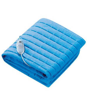 Электро простынь, на 2 режима работы, на микрофлисе, электро одеяло