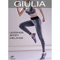 Giulia леггинсы спортивные женские LEGGINGS SPORT MELANGE 01 skl-043