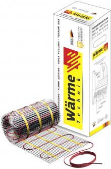 Нагревательный мат Wärme Twin mat   10.0 м²  1500 W