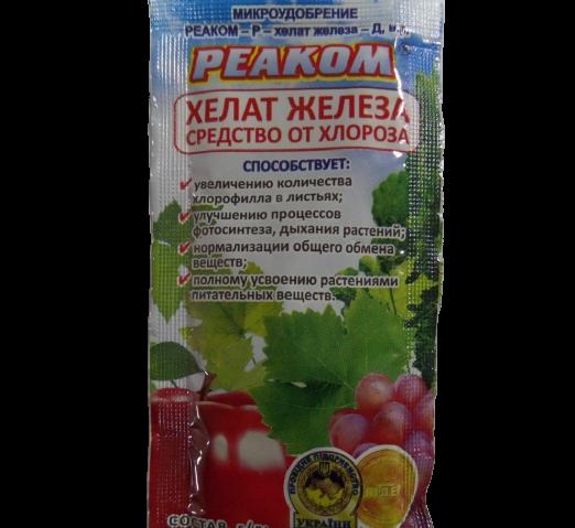 """Реаком Хелат железа, 25мл """"Реаком"""""""