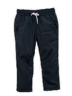 Спортивные штаны для мальчика начес 121-1  (Хаки 98)