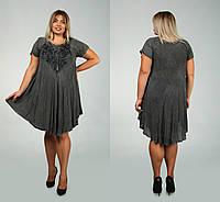 Красивое женское платье летнее большого размера