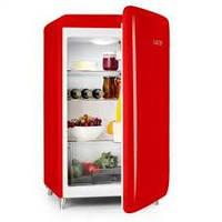 Ретро Холодильник Красный,136 литров,Германия