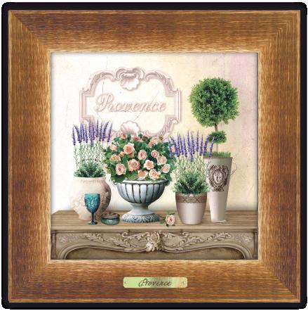 "Картина класична ""Прованс"" ""Букет троянд"""
