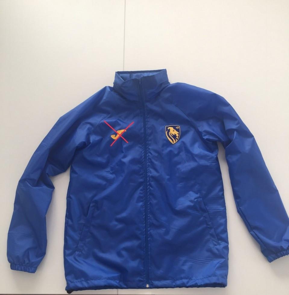 Спортивна куртка J007