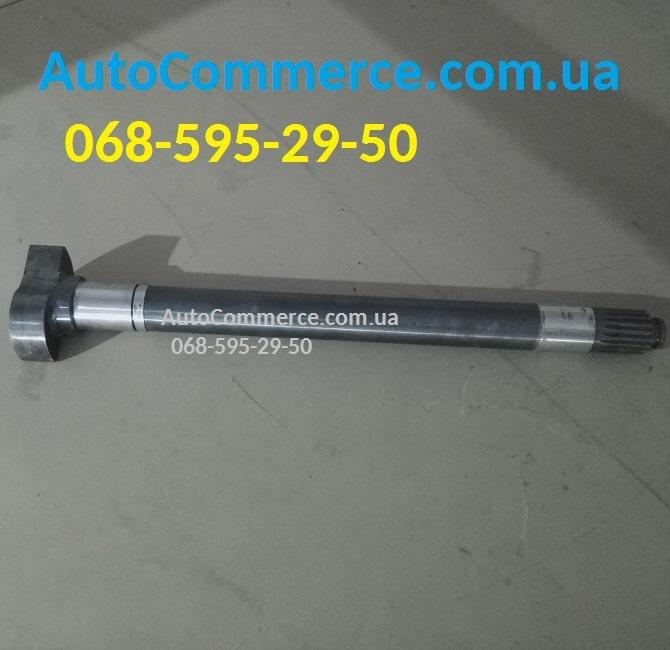 Кулак тормозной разжимной задний левый, правый FAW 3252 ФАВ (3502013CZ)