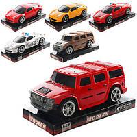 Машинка детская инерционная 3700-22-3-9C игрушка для мальчика