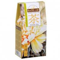 """Чай Базилур """" Китайский """" Белый чай 100 г картон"""