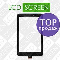 Тачскрин для планшета Acer Iconia Tab 8 A1-840 FHD A1-840FHD, черный, touch screen, сенсорный