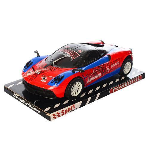 Машинка инерционная Спайдермен 520-1E 27,5 см