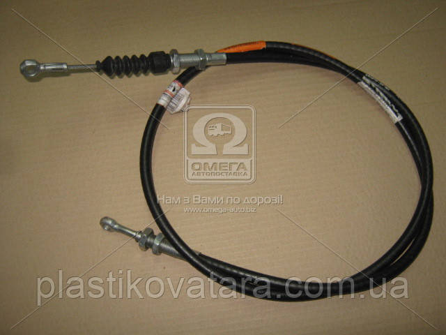 Трос ручного тормоза ГАЗЕЛЬ удл.база передн. (ДК) 330202-3508068-01