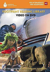 Footprint Reading Library 800 A2 DVD