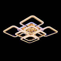 Светодиодная LED люстра СветМира 150 Вт c пультом управления и регулировкой яркости D-A9171/4+4G LED3C