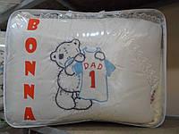 Постельное белье для новорожденных в кроватку, с вышивкой