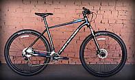 "Велосипед 27.5"" Cannondale Trail 7 BLK черный 2019 M (рост 170-180 см.)"
