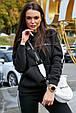 Модная молодежная толстовка 1228.3759 черный, фото 2