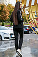 Модная молодежная толстовка 1228.3759 черный, фото 4