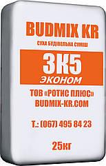 Клей для пенопласта BUDMIX KR ЗК5 ЭКОНОМ (25кг)