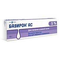 Базирон АС, 5% гель, 40 г