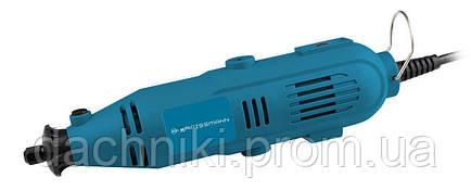 Гравер KRAISSMANN 150 SGW 210 (кейс,гибкий вал,210 насадок), фото 2