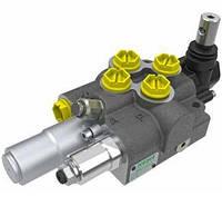 Моноблочный распределительный клапан с открытым центром MV045 (50л/мин) Hema Endustri A.S