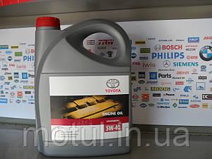 Моторне масло Toyota 5w40