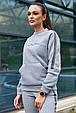 Модная молодежная толстовка 1228.3742 серый, фото 2