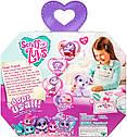 Игрушка - сюрприз Little Live Scruff A Luvs Plush Mystery Rescue Pet  Purple  Няшка - Потеряшка фиолетовая, фото 9