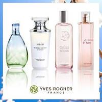 Ароматы женских парфюмов Ив Роше