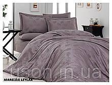 Комплект  постельного белья  жаккард First Choice MARELDA LEYLAK