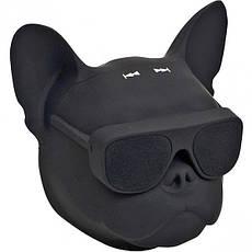 Колонка портативная Голова собаки 597–13, фото 3